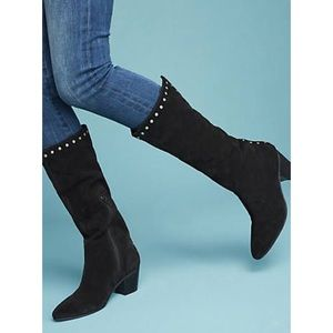 Anthropologie • Matisse Ornate Studded Boots